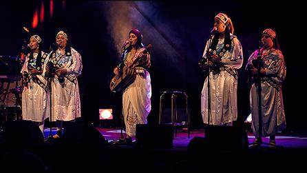 Asmaa Hamzaoui & Bnat Timbouktou – gnawa